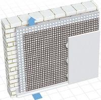 вентиляция увлажняющихся стен
